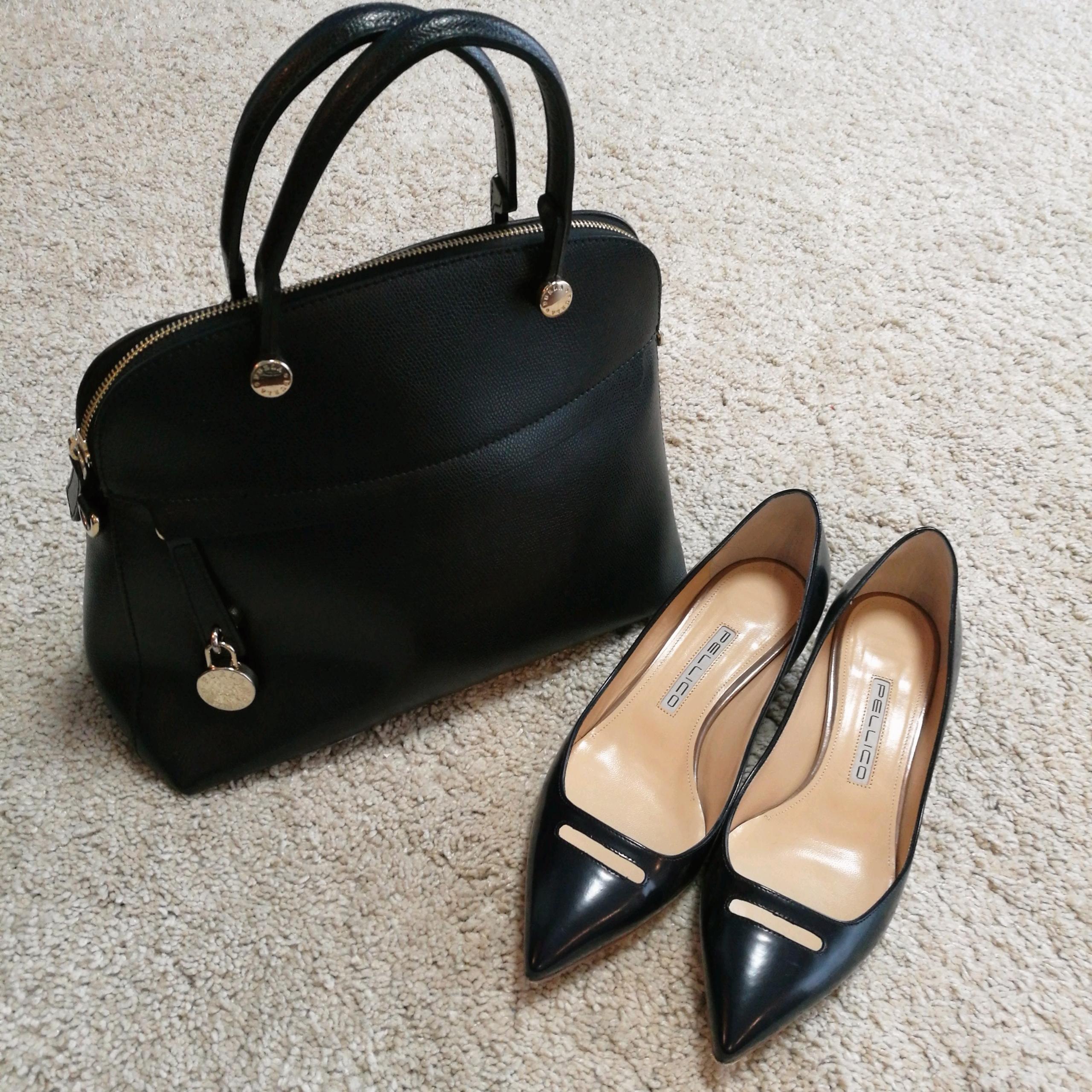 卒園式 バッグ 靴